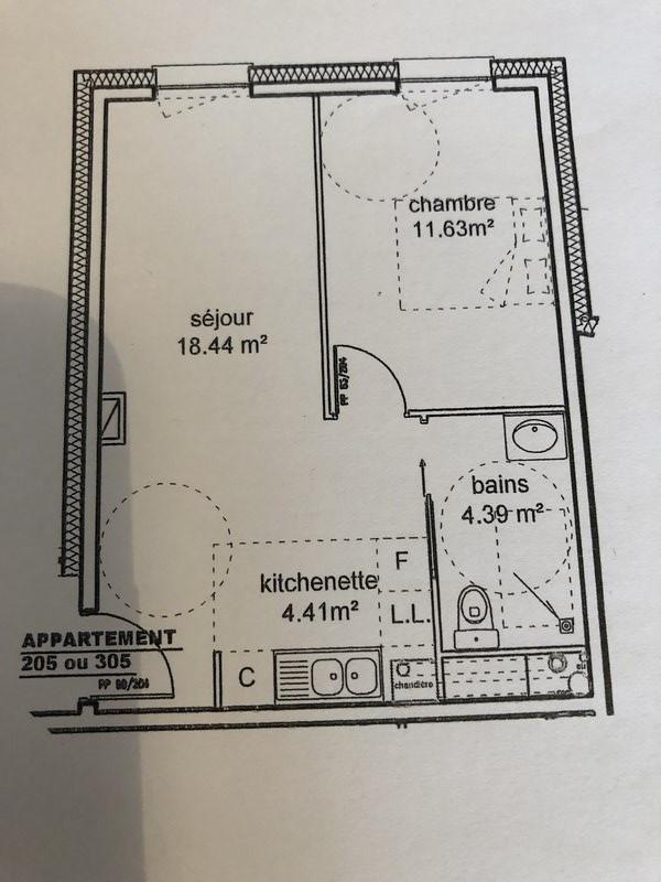 Sale apartment Reims 133750€ - Picture 5