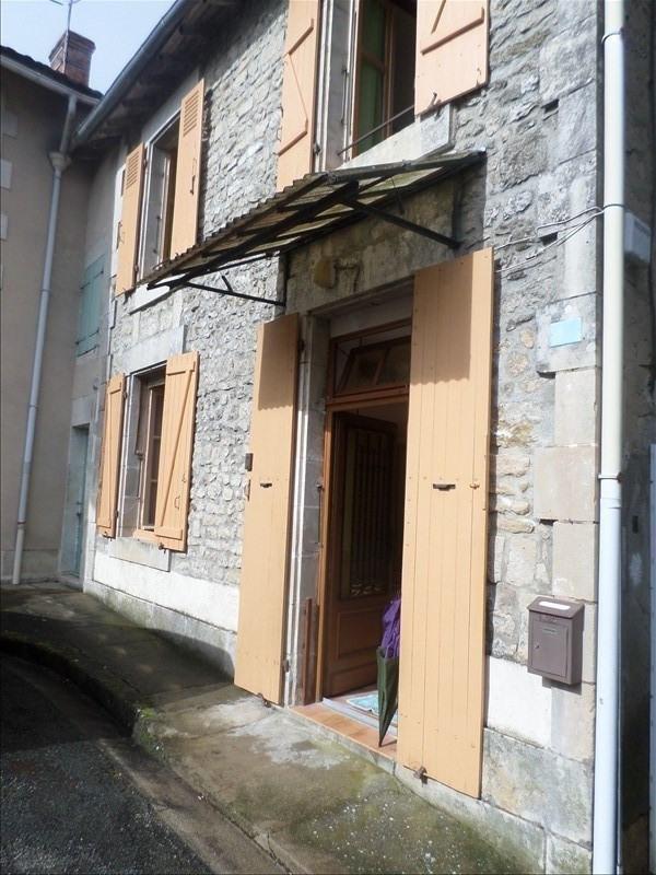 Vente maison / villa Lussac les chateaux 43500€ - Photo 4