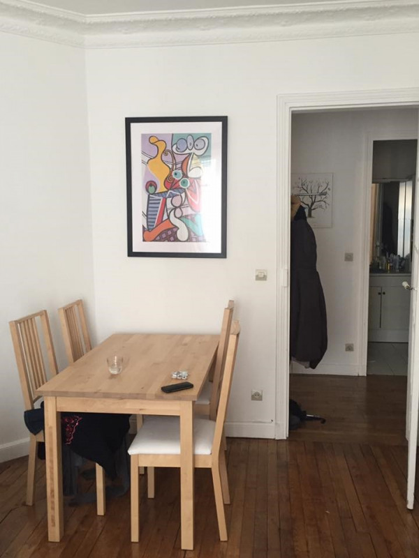 Rental apartment Paris 14ème 1 365€ CC - Picture 2