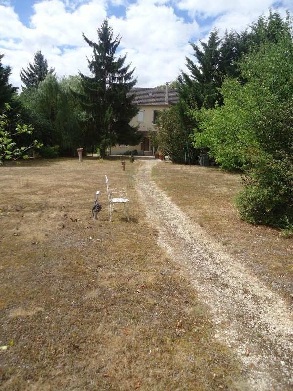 Vente maison / villa Champs sur yonne 266000€ - Photo 10