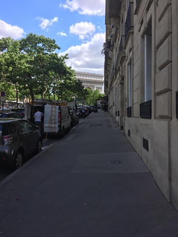 Vente appartement Paris 17ème 86000€ - Photo 2