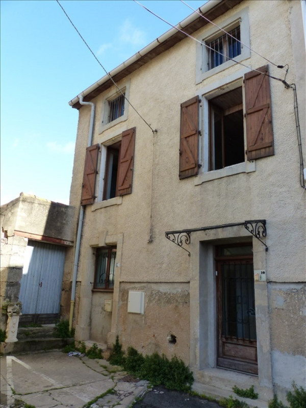 Vente maison / villa Corneilhan 87 500€ - Photo 1
