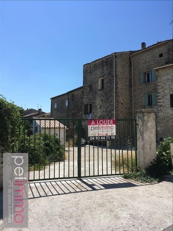 Rental parking spaces Lancon provence 35€ CC - Picture 1