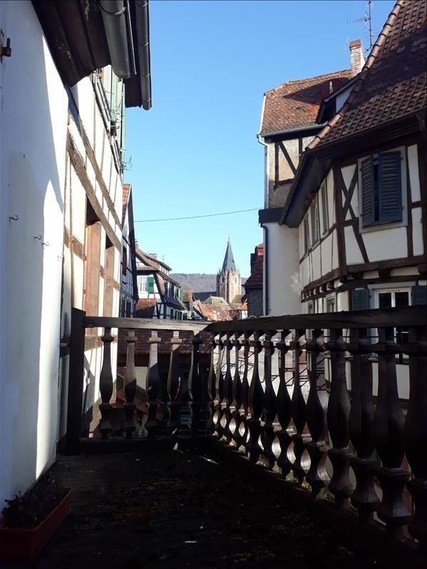 Sale apartment Wissembourg 99 500€ - Picture 1