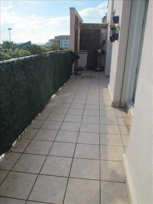 Sale apartment Sete 222000€ - Picture 1