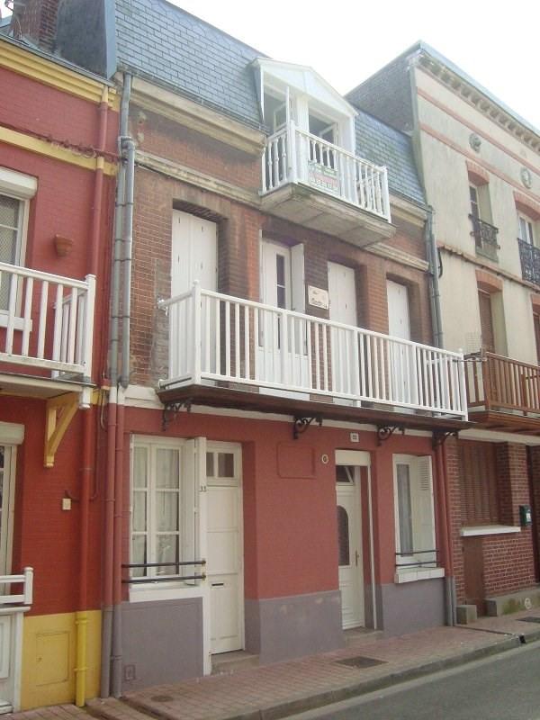 Verkoop  appartement Le treport 75000€ - Foto 4