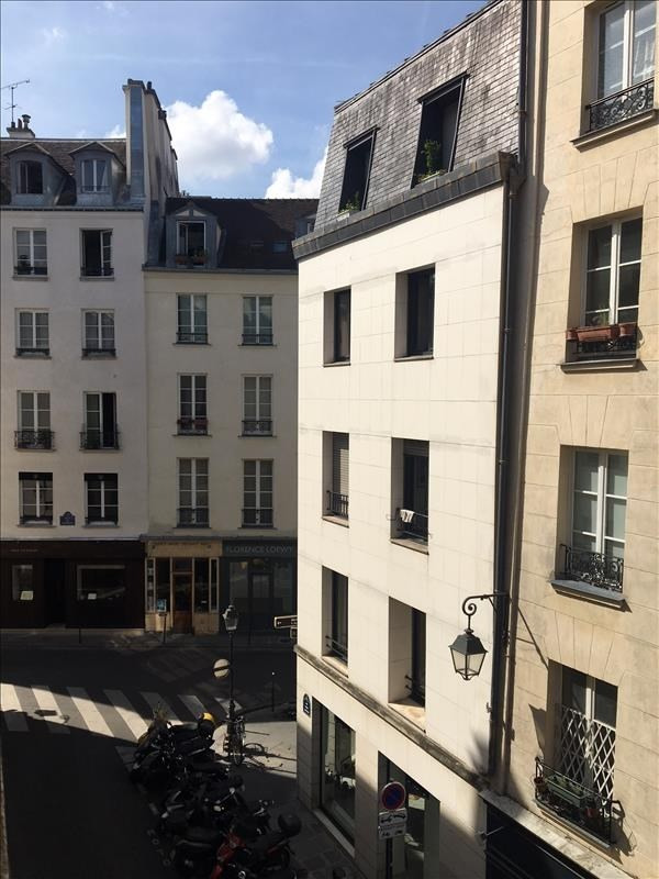 Vente appartement Paris 3ème 525000€ - Photo 4