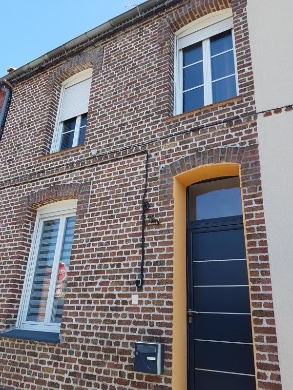 Sale house / villa Escaudoeuvres 125400€ - Picture 1