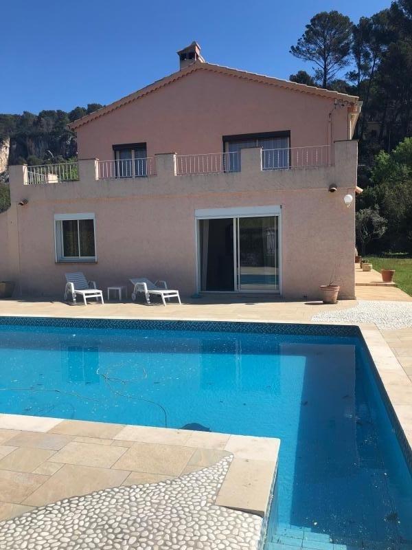Deluxe sale house / villa Sollies toucas 600000€ - Picture 2