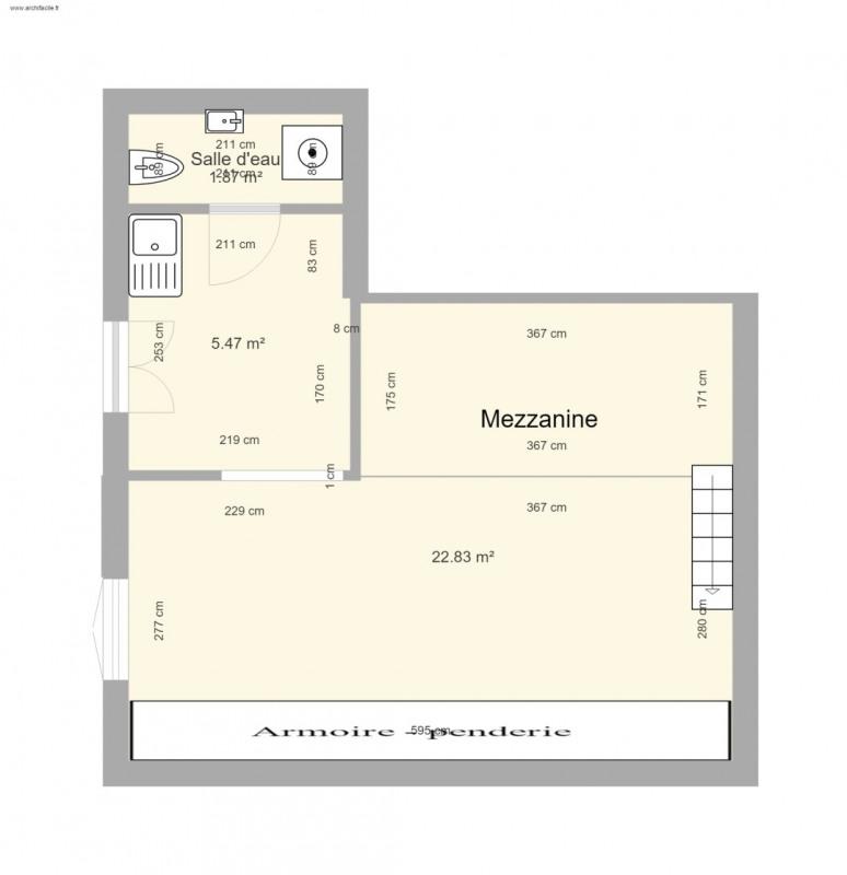 Vente appartement Aubervilliers 143000€ - Photo 5