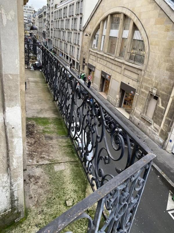 Rental apartment Paris 17ème 2200€ CC - Picture 9