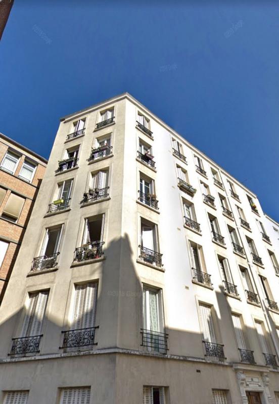 Vente appartement Paris 20ème 450000€ - Photo 2