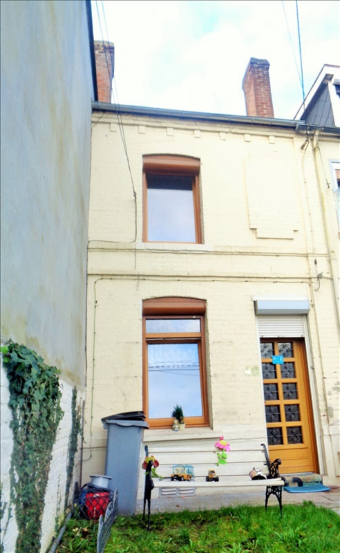 Sale house / villa Bethune 88 500€ - Picture 1