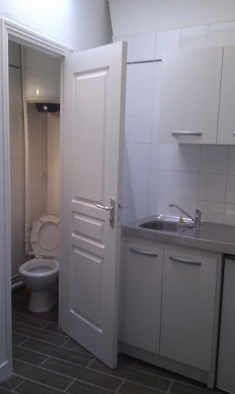 Sale apartment Paris 8ème 135000€ - Picture 4