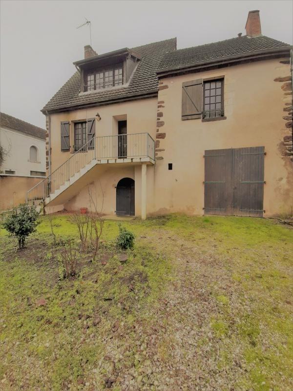 Venta  casa Beaumont sur sarthe 91000€ - Fotografía 1