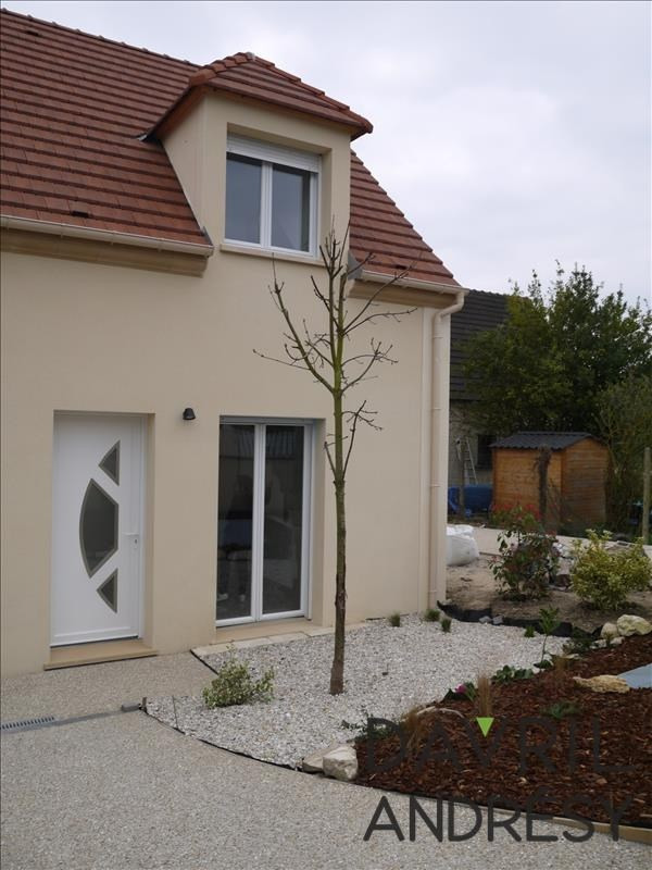 Rental house / villa Conflans ste honorine 980€ CC - Picture 1