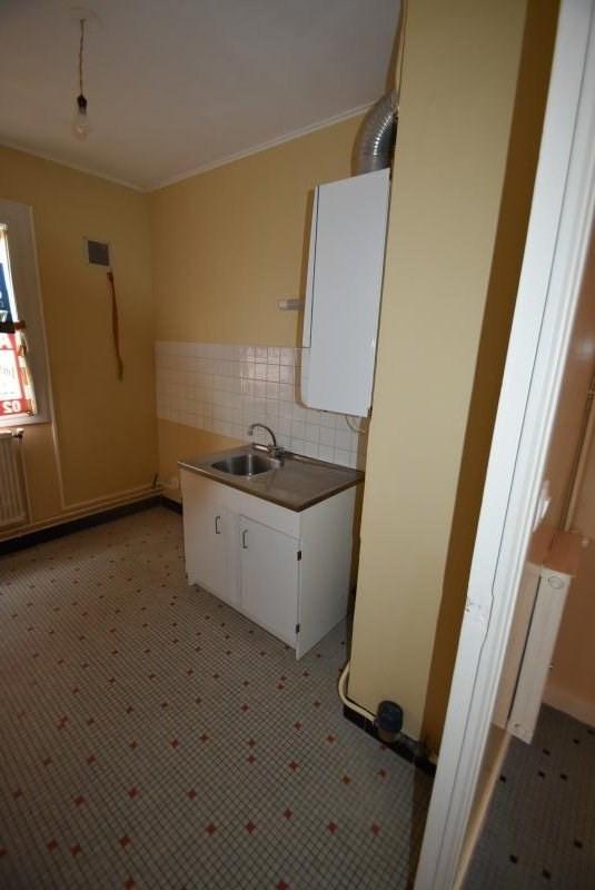 Investimento apartamento Grandcamp maisy 70500€ - Fotografia 6