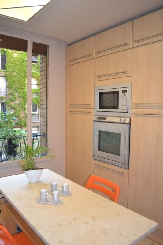 Vente de prestige appartement Paris 16ème 1 560 000€ - Photo 6
