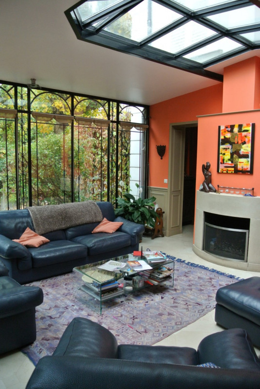 Sale house / villa Le raincy 680 000€ - Picture 2