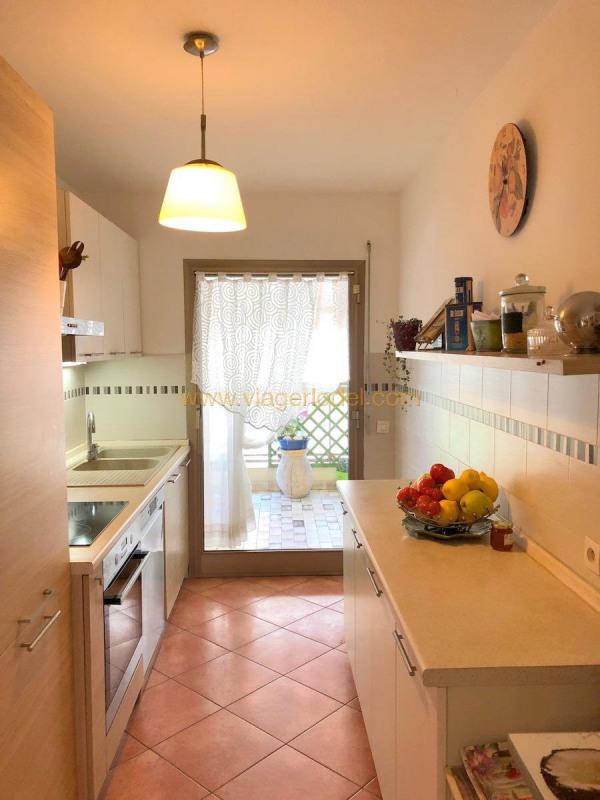 Vendita nell' vitalizio di vita appartamento Menton 297500€ - Fotografia 7