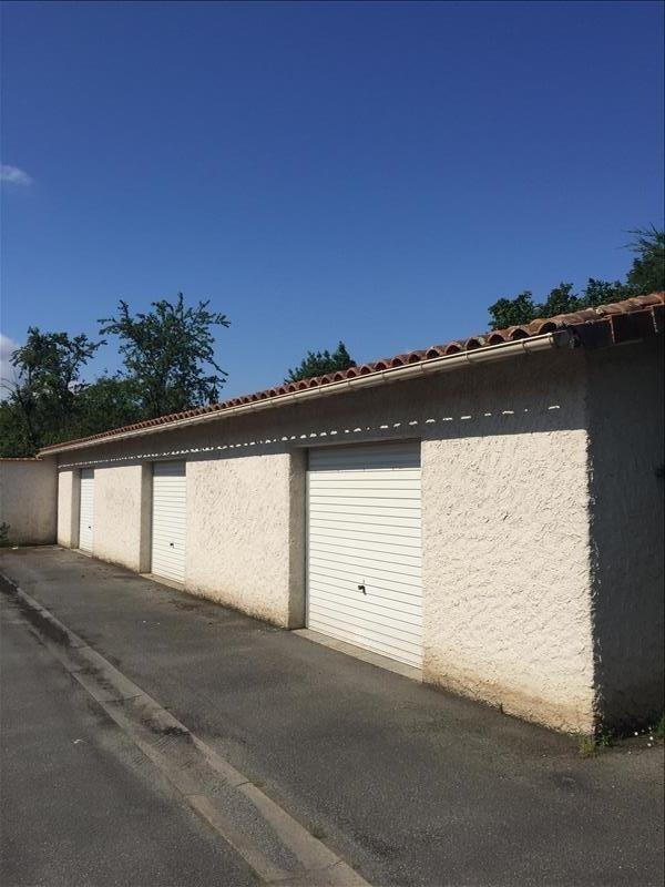 Location maison / villa La villedieu du clain 581€ CC - Photo 7