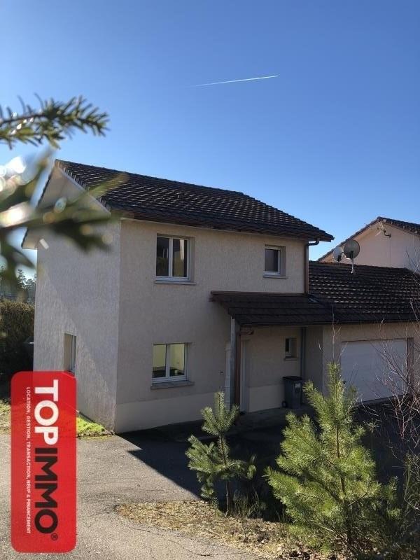 Sale house / villa Epinal 139000€ - Picture 1
