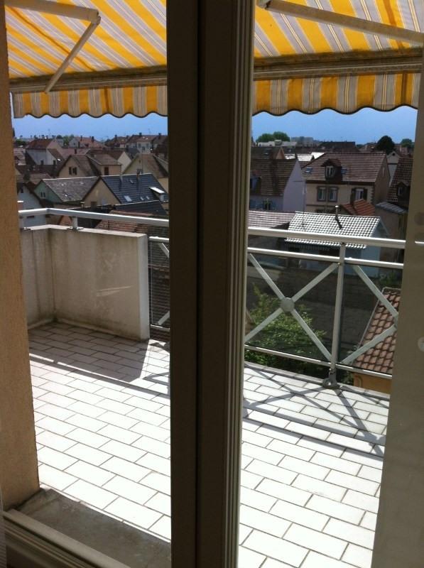 Rental apartment Bischheim 846€ CC - Picture 4