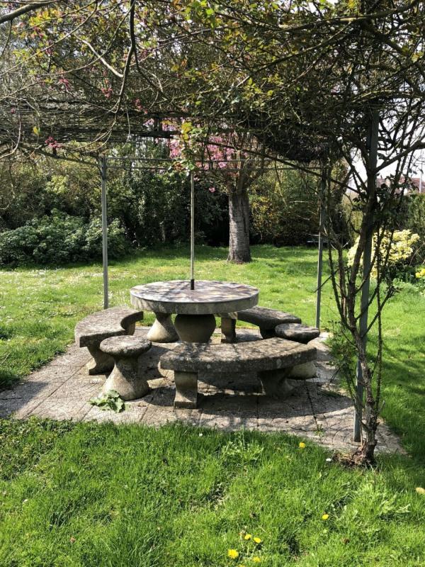 Sale house / villa Bornel 310000€ - Picture 7