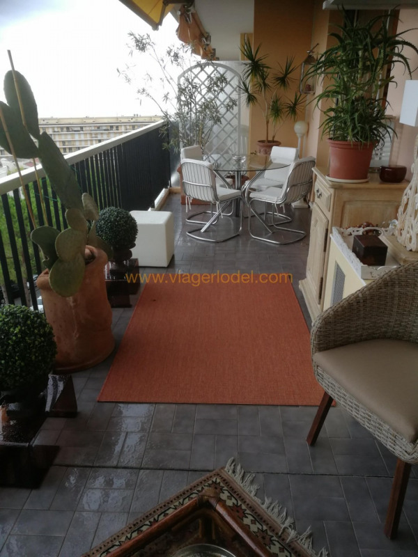 Life annuity apartment Nice 150 000€ - Picture 15