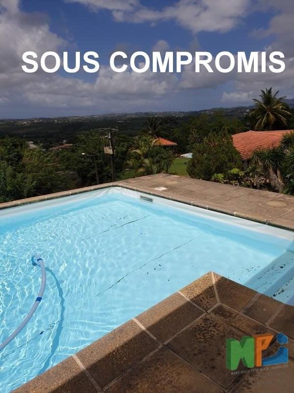 Sale house / villa Le lamentin 388500€ - Picture 1