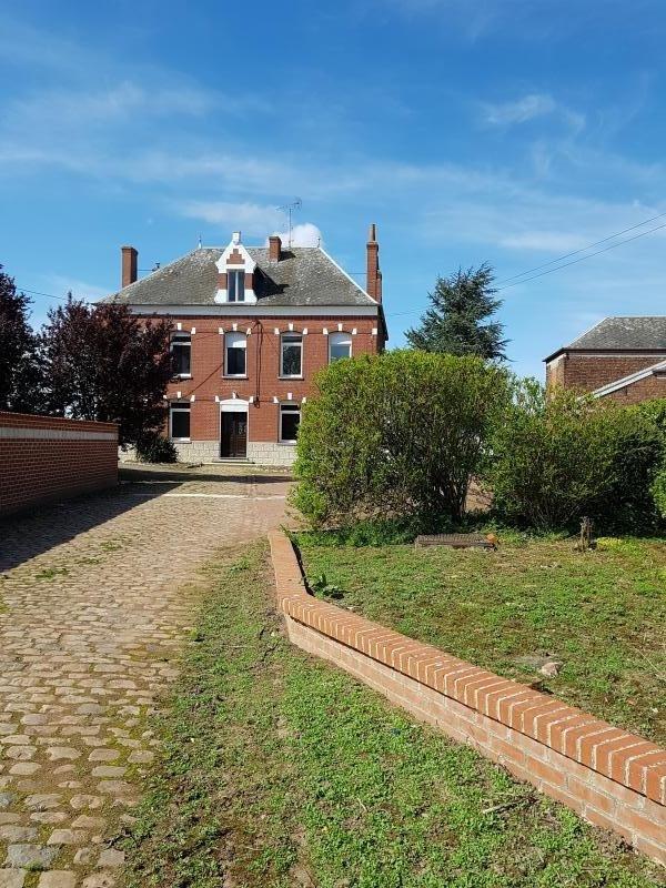 Sale house / villa Cantaing sur escaut 250000€ - Picture 1