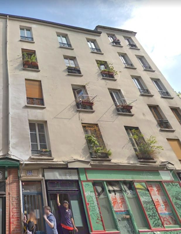 Sale apartment Paris 11ème 839000€ - Picture 1