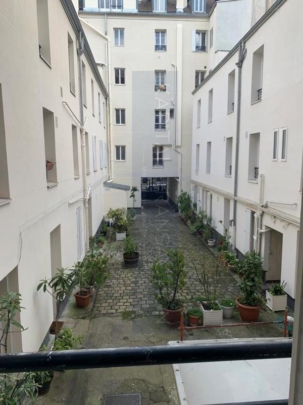 Vente appartement Paris 15ème 215000€ - Photo 1