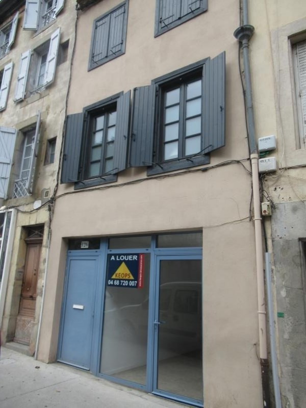 Rental empty room/storage Carcassonne 390€ HT/HC - Picture 1