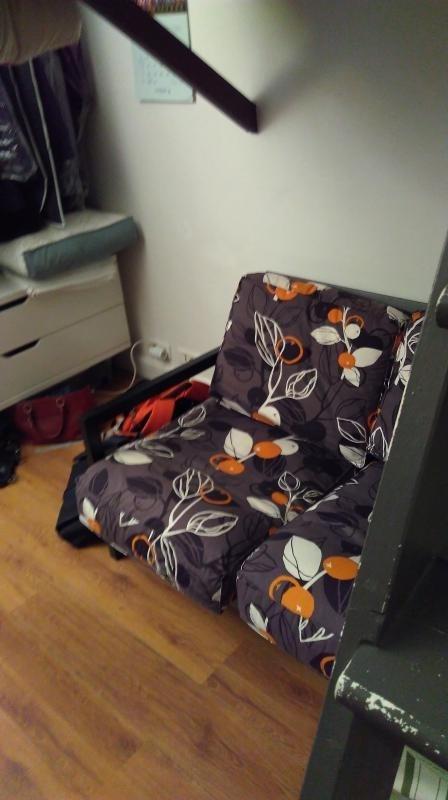 Location appartement Paris 19ème 620€ CC - Photo 7