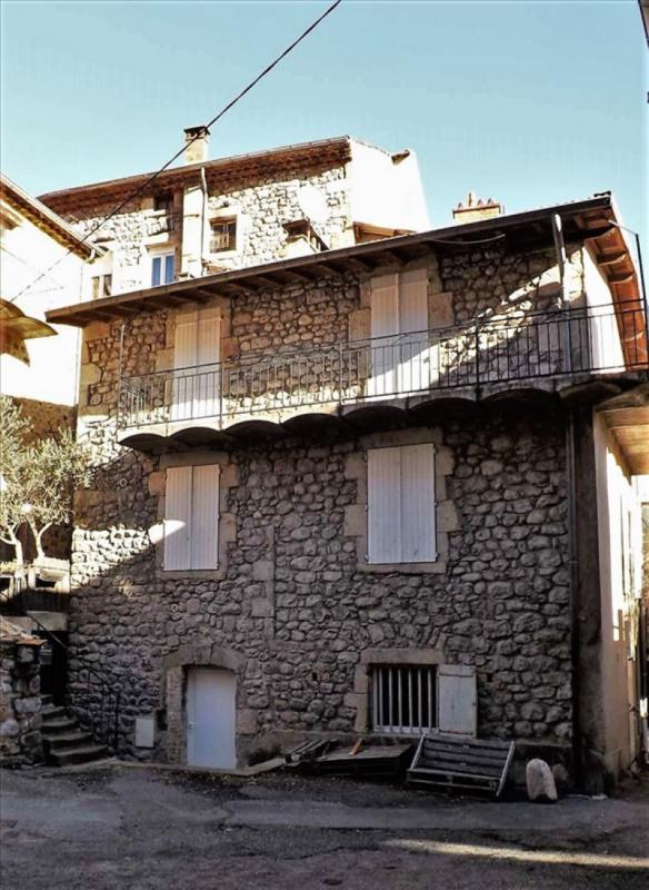 Vente maison / villa Vals les bains 123000€ - Photo 2