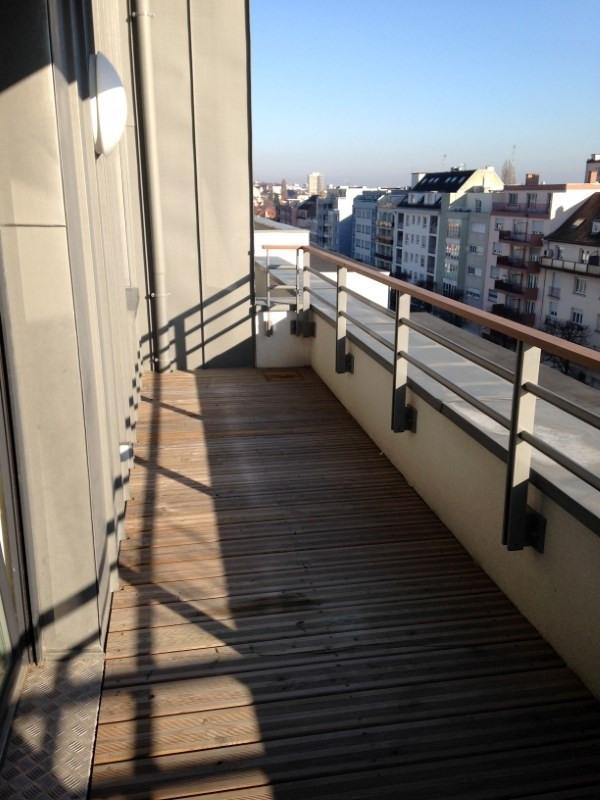 Rental apartment Strasbourg 624€ CC - Picture 2