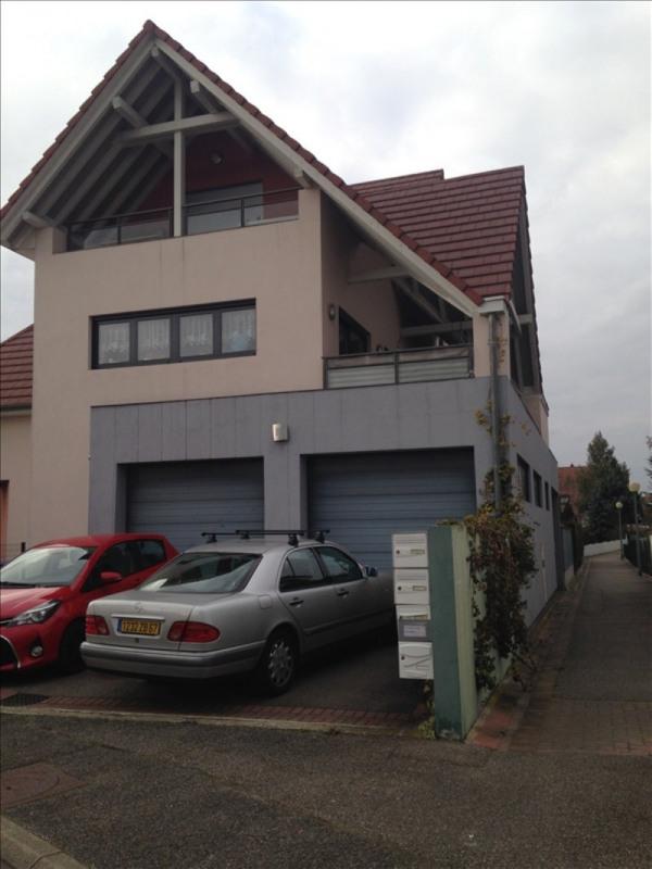Location appartement Ostwald 1040€ CC - Photo 1