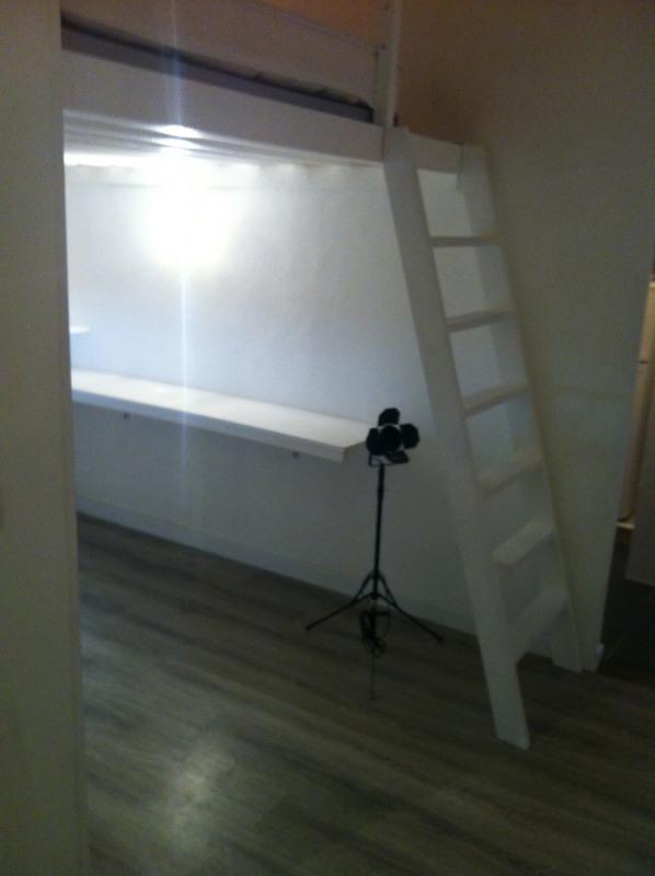Rental apartment Nice 575€ CC - Picture 6