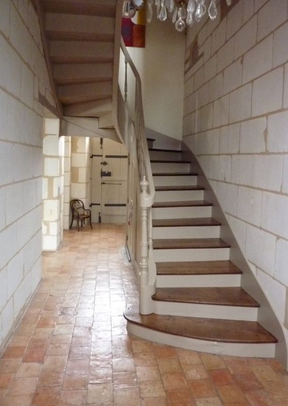 Deluxe sale house / villa Angers 40 mn nord-est 424000€ - Picture 2