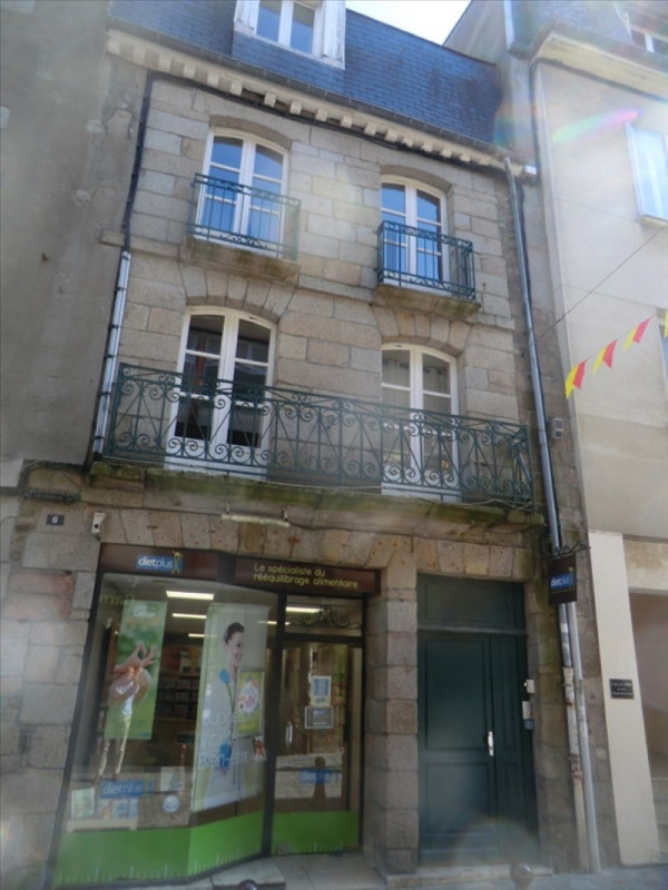 Sale building Fougeres 368 000€ - Picture 1