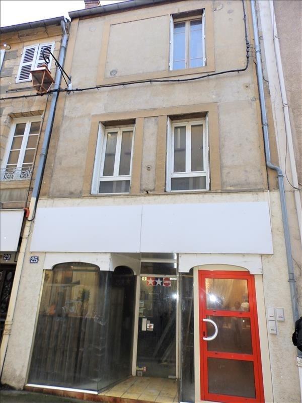 Venta  edificio Moulins 117000€ - Fotografía 1