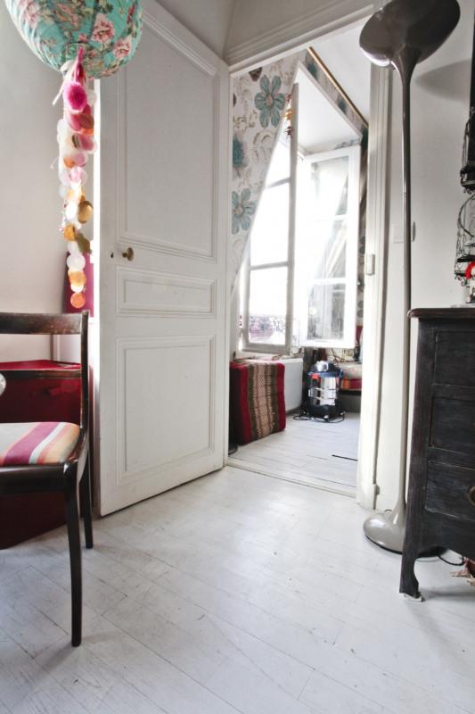 Vente de prestige appartement Paris 4ème 598000€ - Photo 3