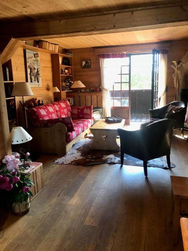 Vente de prestige appartement Megève 578000€ - Photo 5