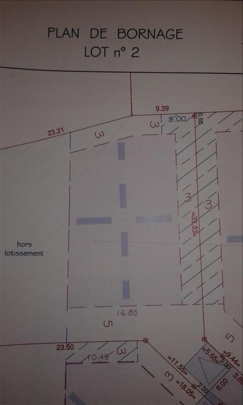 Verkoop  stukken grond Benodet 133500€ - Foto 3