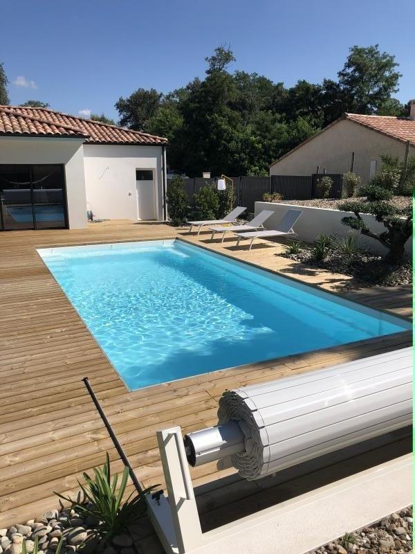 Vente maison / villa Longeville sur mer 436800€ - Photo 1