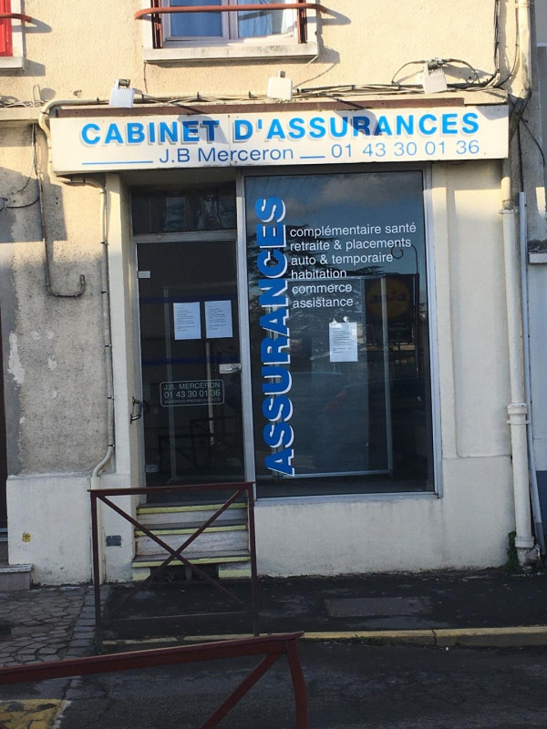 Rental shop Montfermeil 720€ CC - Picture 1