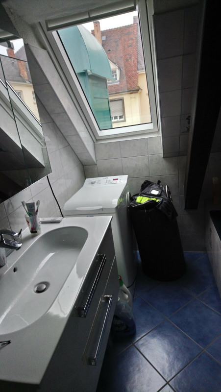 Rental apartment Strasbourg 855€ CC - Picture 5