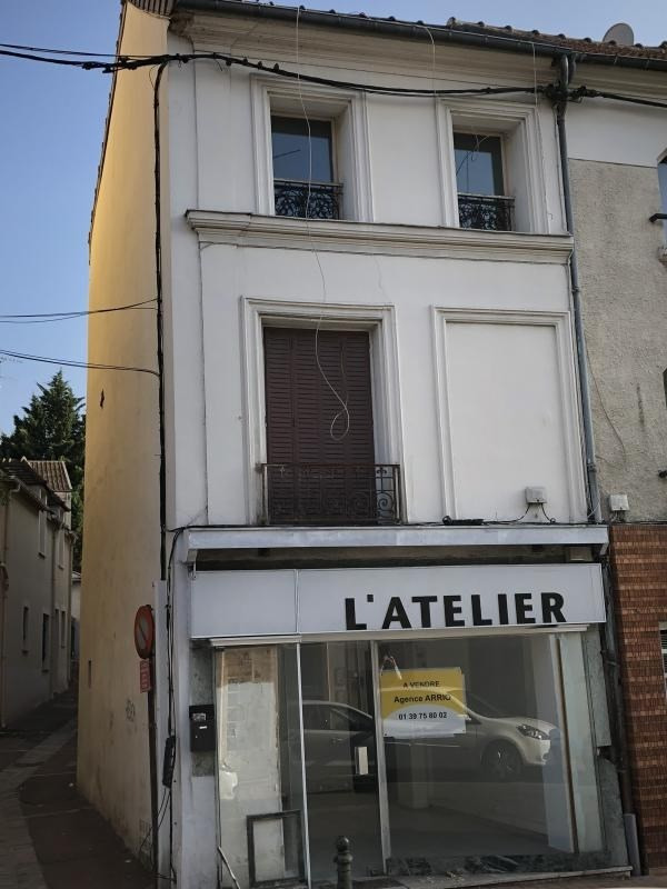 Location local commercial Triel sur seine 480€ HT/HC - Photo 1