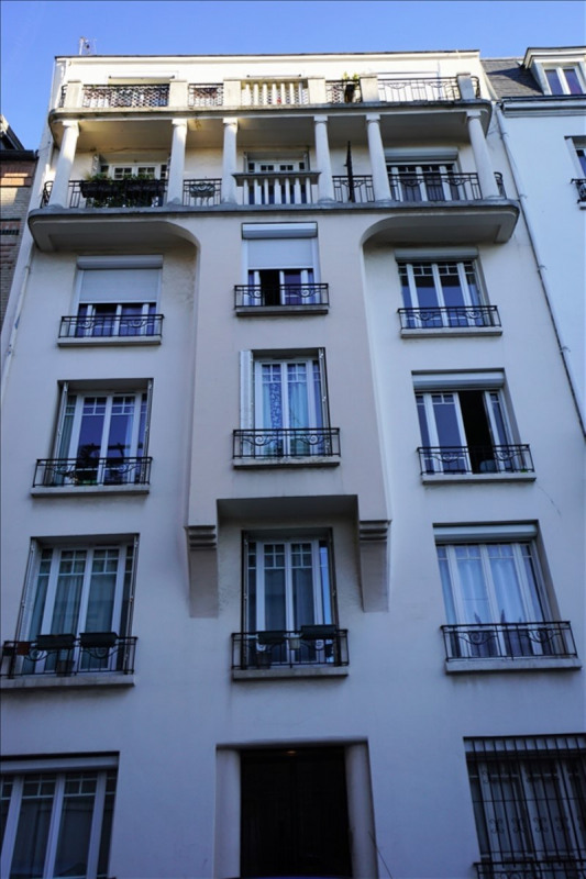 Revenda apartamento Asnieres sur seine 369200€ - Fotografia 1